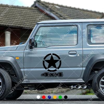 4x4 Yazı Off Road Arabalar İçin Sticker Araba Sticker, Oto Sticker, Araba Çıkartmaları, Jeep için Aksesuarlar, 4X4 Sticker, Laptop ve Duvar için