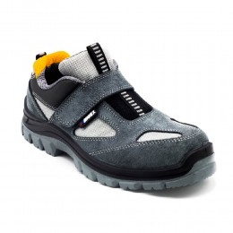Emex M 1020-S1 Yazlık Cırtlı Çelik Burunlu İş Ayakkabısı