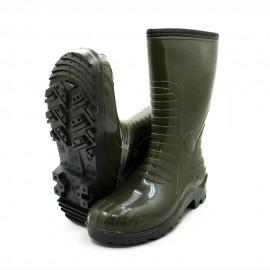 Palalı PVC S5 Çelik Burun - Çelik Ara Tabanlı Miflonlu Çizme