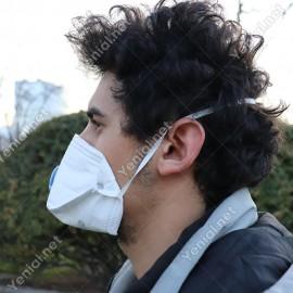 Era Toz Maskesi Ventilli Katlanabilir Era-1210 V FFP2 NR