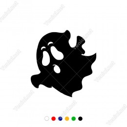 Gece Görünümlü Kasper Sticker Yapıştırma