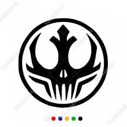 Star Wars Darkside Alliance Sticker Yapıştırma