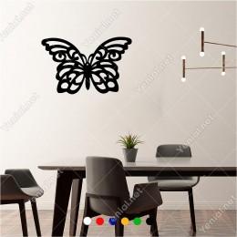 Victoria Secret Kanatlı Kelebek 60x40 cm Duvar Sticker