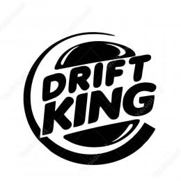 Drift King Siticker