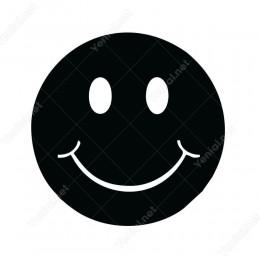 Gülümseyen Emojin Siticker