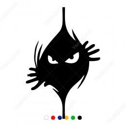 Kızgın Bagajdan Bakan Çıkmaya Çalışan Adam Stickerı