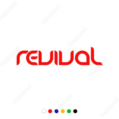 Mondial Revival Motor  Sticker Yapıştırma
