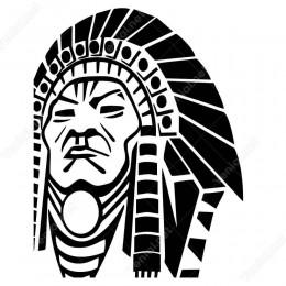 Mısır Kralı - Tutanmakon Kafatası Sticker