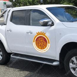 Afyonkarahisar Belediyesi Logo Baskısı