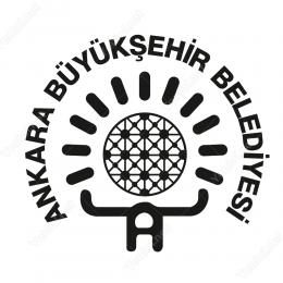 Ankara Büyük Şehir Belediyesi Logo Baskısı