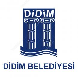Didim Belediyesi Logo Baskısı