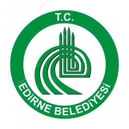 Edirne Belediyesi Logo Baskısı