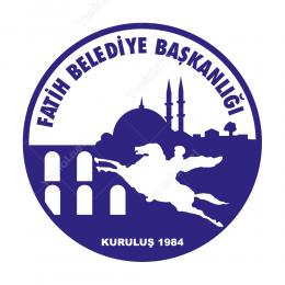 Fatih Belediyesi logo Baskısı