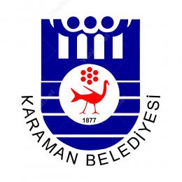 Karaman Belediyesi Logo Baskısı